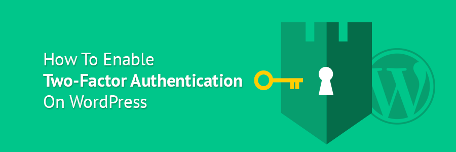 Two-Factor Authentication at login with Google Authenticator
