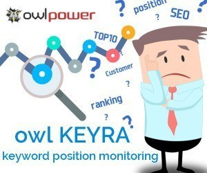 owl KEYRA - keyword position monitoring