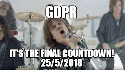funny approaches towards GDPR