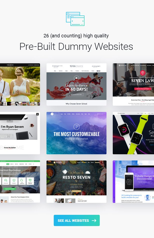 The7 — Multi-Purpose Website Building Toolkit