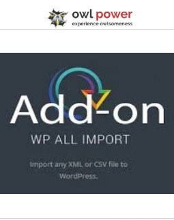 WP All Import Pro & ADD-ONS