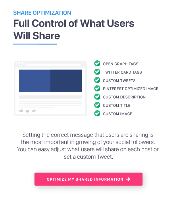 Easy Social Share Buttons for WP