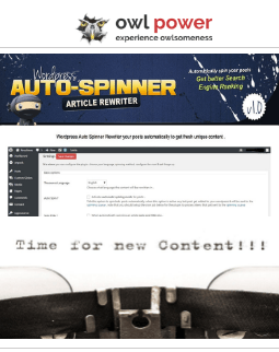 Wordpress-Auto-Spinner