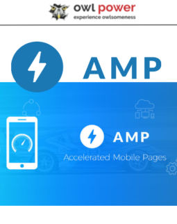 AMP or Accelerated Mobile Pages ADD-ON